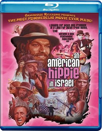 An American Hippie In Israel (Blu-ray + DVD)