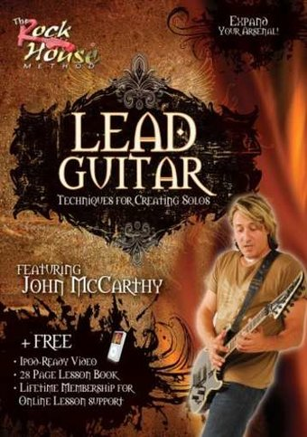 John Mccarthy - Lead Guitar: Techniques For