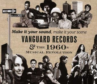 Make It Your Sound, Make It Your Scene: Vanguard