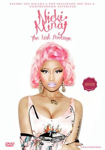 Nicki Minaj - The Lost Footage