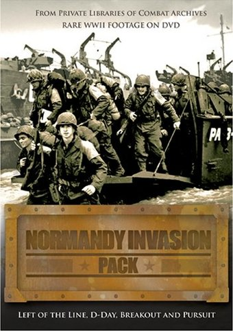 Normandy Invasion Pack (Left of the Line / D-Day