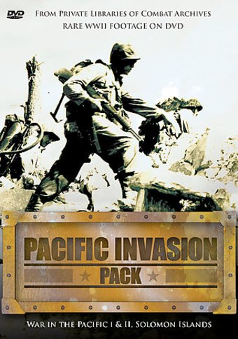 Pacific Invasion Pack (War in the Pacific I & II
