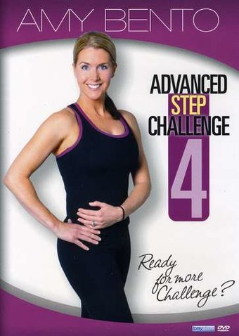 Amy Bento: Advanced Step Challenge, Volume 4