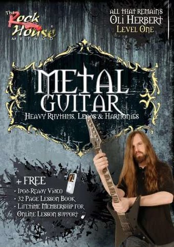 The Rock House Method: Metal Guitar - Heavy
