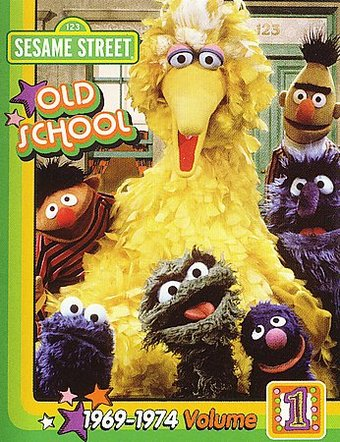 Sesame Street - Old School - Volume 1: 1969-1974