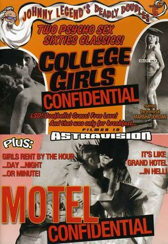 College Girls Confidential / Motel Confidential