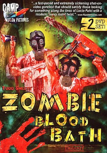 The Zombie Bloodbath Trilogy (2-DVD)