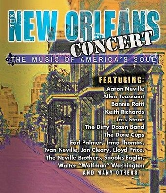 Various Artists - New Orleans Concert: The Music