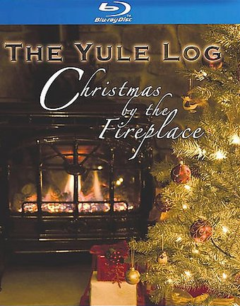 The Yule Log - Christmas by the Fireplace