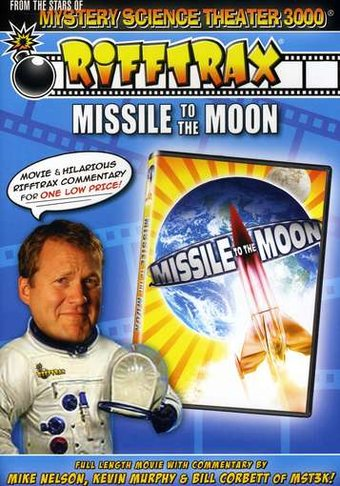 Rifftrax - Missile to the Moon