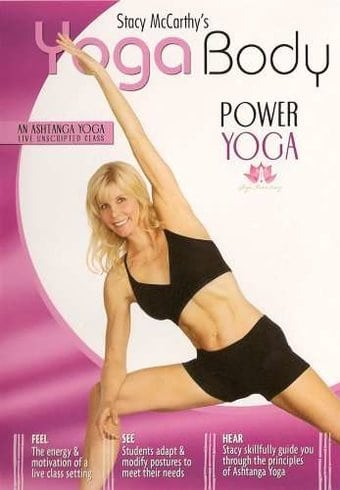 Yoga Body: Power Yoga with Stacy McCarthy