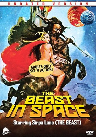 The Beast in Space (Unrated Version) (Italian,
