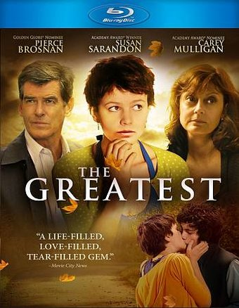 The Greatest (Blu-ray)