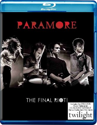 The Final Riot (Blu-ray)