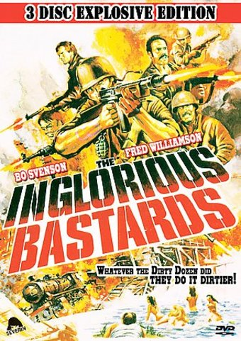 The Inglorious Bastards (Explosive Edition)