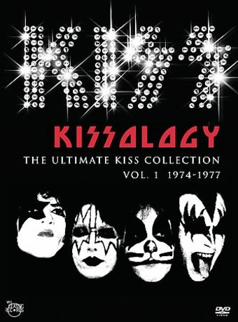 KISS - Kissology, Volume 1 - 1974-1977 (2-DVD)