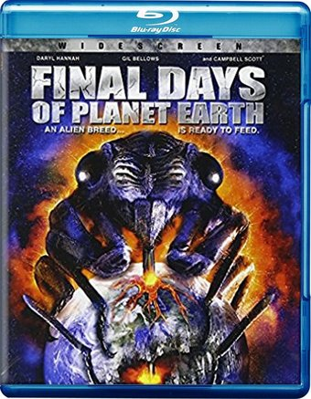 Final Days of Planet Earth (Blu-ray)