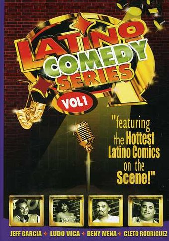 Latino Comedy Series, Volume 1
