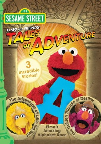 Elmo & Friends -Tales of Adventure