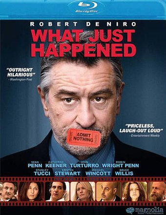 What Just Happened? (Blu-ray)