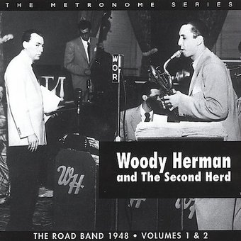 The Road Band 1948, Volume 1-2 (Live) (2-CD)