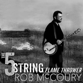 The 5-String Flamethrower