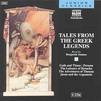 Tales from the Greek Legends