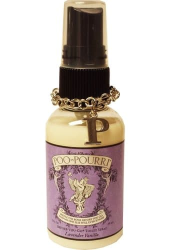 Poo~Pourri - Lavender Vanilla 4 oz. Bathroom Spray