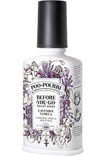 Poo-Pourri - Lavender Vanilla 8 oz. Bathroom Spray