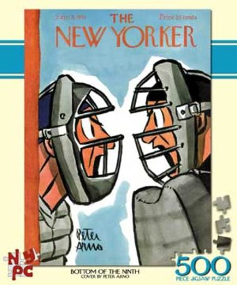 New Yorker - Bottom of the Ninth Puzzle