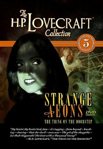 H.P. Lovecraft Collection Volume 5: Strange Aeons
