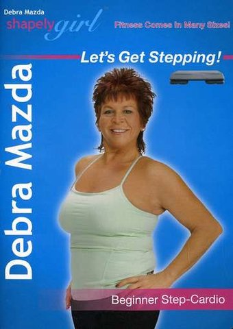 Shapely Girl: Let's Get Stepping! Beginner Step