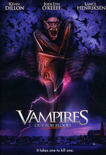Vampires: Out for Blood (Widescreen)