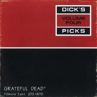 Dick's Picks Volume Four (6-LP Boxset)