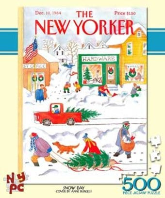 New Yorker - Snow Day Puzzle