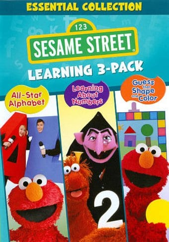 Essentials Collection: Learning (3-DVD)