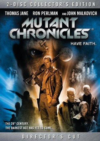 Mutant Chronicles (Collector's Edition)
