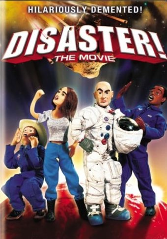 Disaster! The Movie (Conservative Art)