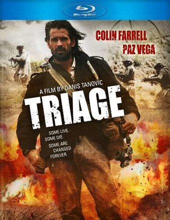 Triage (Blu-ray)