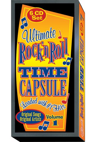 Ultimate Rock & Roll Time Capsule, Volume 1 (6-CD