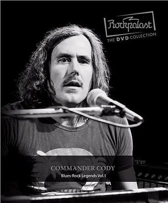 Commander Cody - Rockpalast: The DVD Collection -