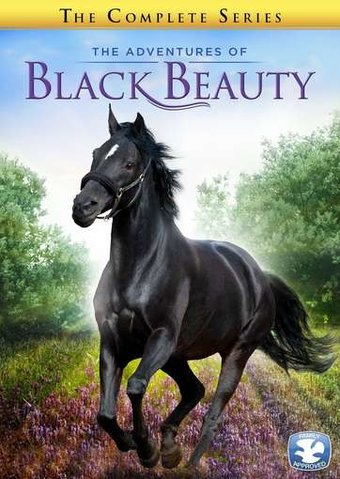 The Adventures Of Black Beauty Complete Series 6 Dvd
