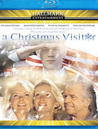 A Christmas Visitor (Blu-ray)