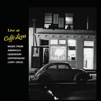 Live at Caffe Lena: Music from America's