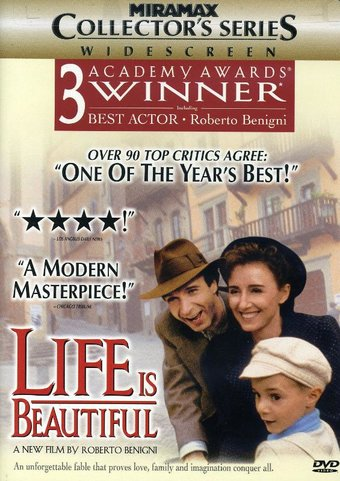 Life is Beautiful (Widescreen) (Italian,