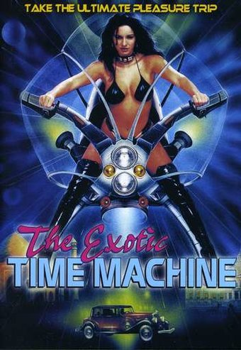 Exotic Time Machine