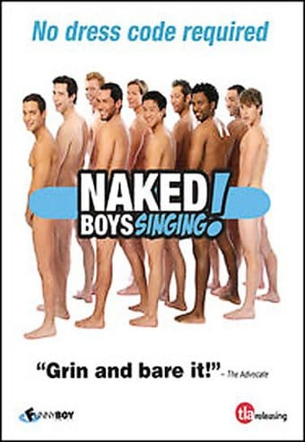 Naked Boys Singing - The Movie