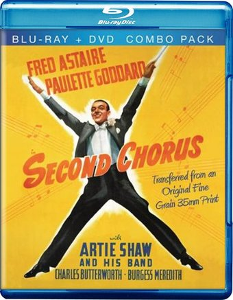 Second Chorus (Blu-ray + DVD)