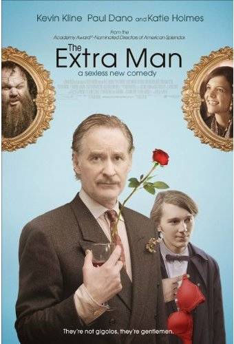The Extra Man (Blu-ray)