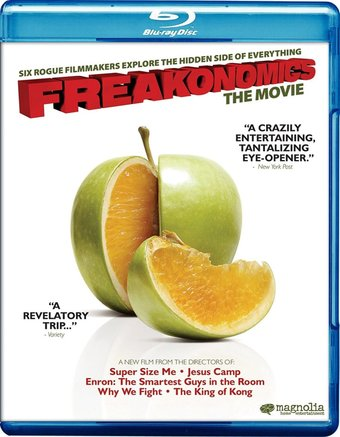 Freakonomics (Blu-ray)